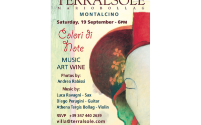 Terralsole annual Party  Saturday, September 19th 2015