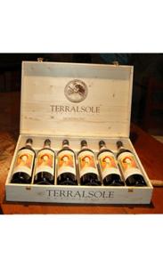 Terralsole's Wooden Gift Box