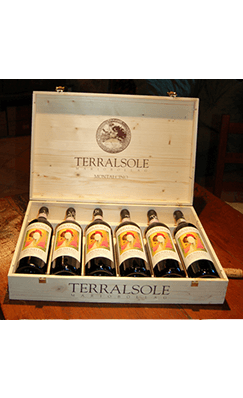 Terralsole's Wooden Gift Box