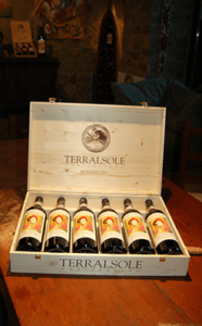 Terralsole Wooden Gift Box