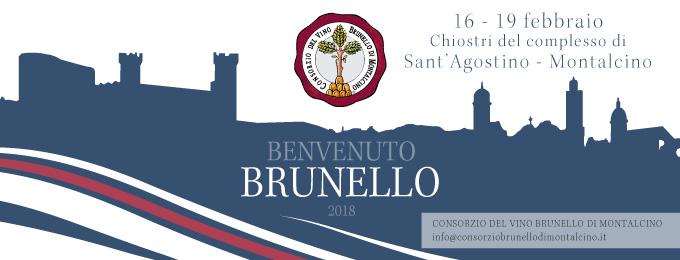 Terralsole attending Benvenuto Brunello 2018