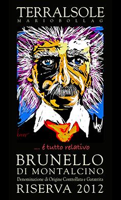 2012 Brunello di Montalcino Riserva - Terralsole